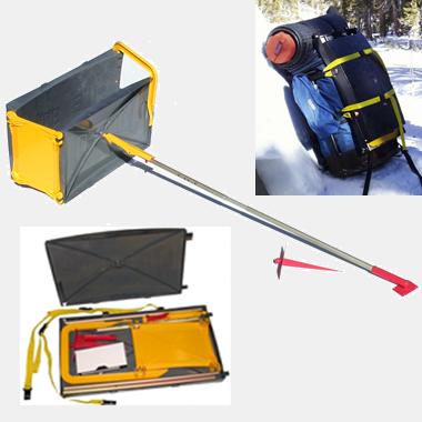 igloo tool kit overlay snow dome