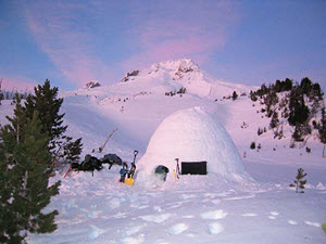 Customer Igloo