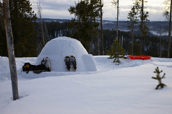 best winter tent